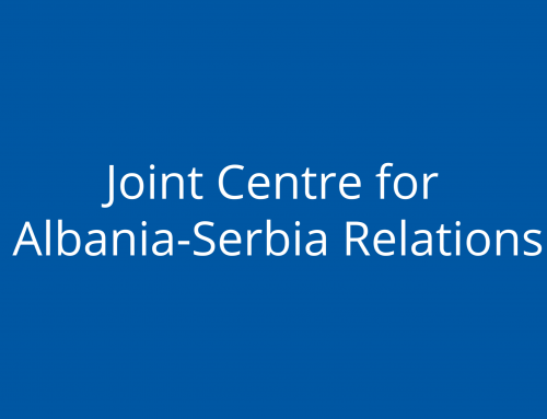 Joint Centre for Albania-Serbia Relations