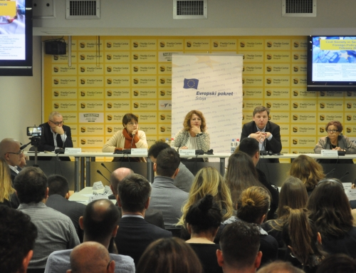 CSOs: Open the Debate on Foreign Policy in Serbia