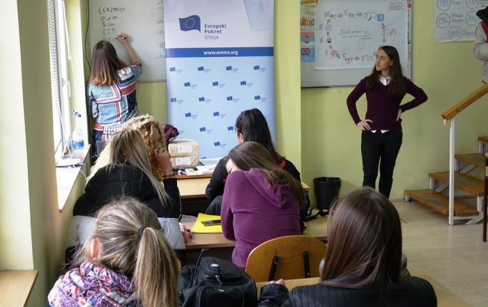 European Classes, March 2019, Zajecar