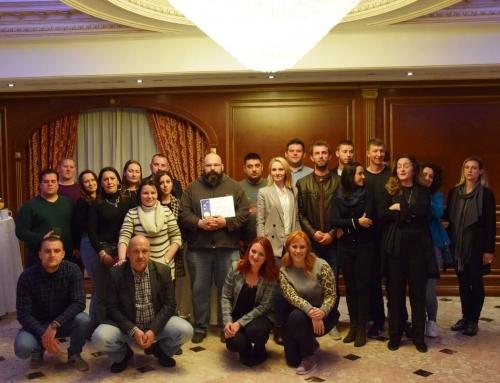 School of European Integration's Participants Receive Certificates