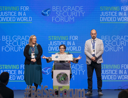 Belgrade Security Forum Calls for Re-Engagement of EU in the Western Balkans
