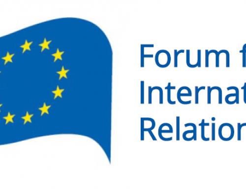 Ivan Vujacic New President of EMinS Forum for International Relations