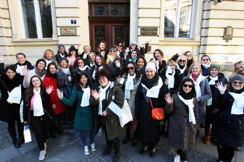 Through Cooperation and Mentoring to a Better Position of Women in Serbia