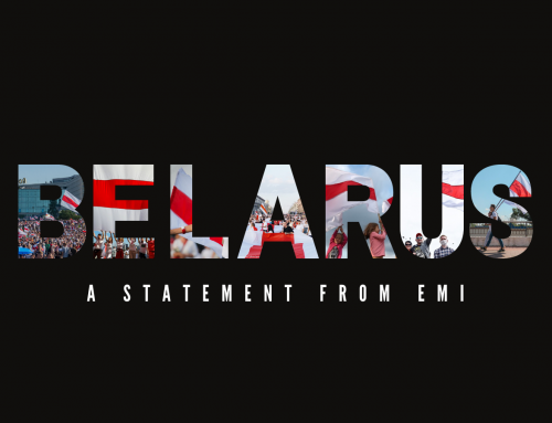 EMI Statement: The situation in Belarus