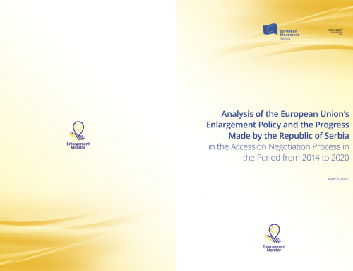 """ENLARGEMENT MONITOR"" PROJECT PRESENTED"