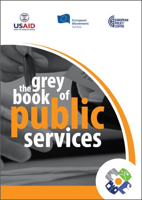 The Grey Book of Public Services naslovna