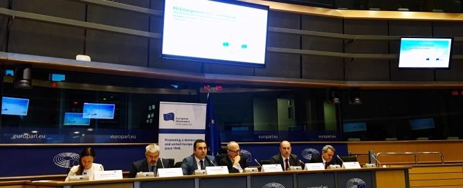 Predstavljanje Dvanaest predloga sa Zapadnog Balkana za politiku proširenja EU