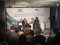 Dinamika regionalne saradnje i bilateralni odnosi na ZB