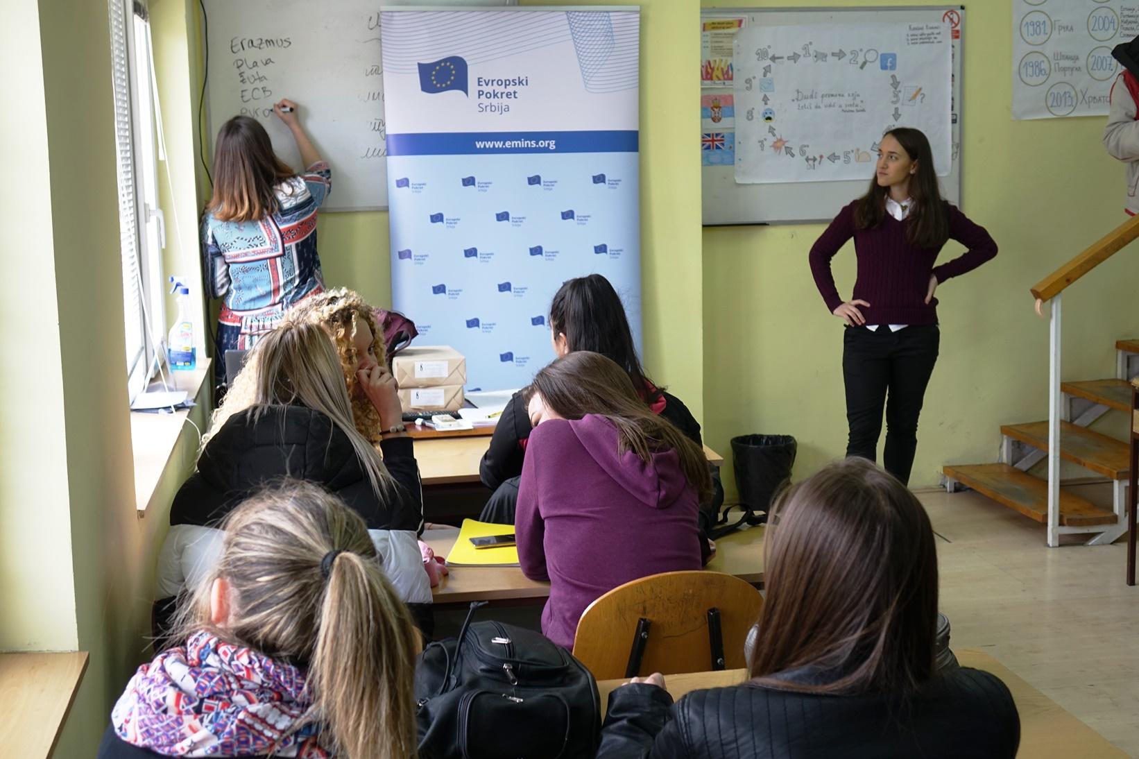 Evropski casovi, 21. mart 2019, Zajecar