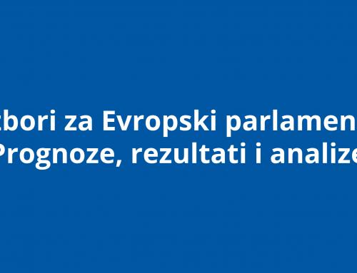 Izbori za Evropski parlament: Procene, rezultati, analiza