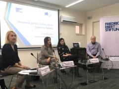 Obrazovne politike i trziste rada na Zapadnom Balkanu, 9. april 2019