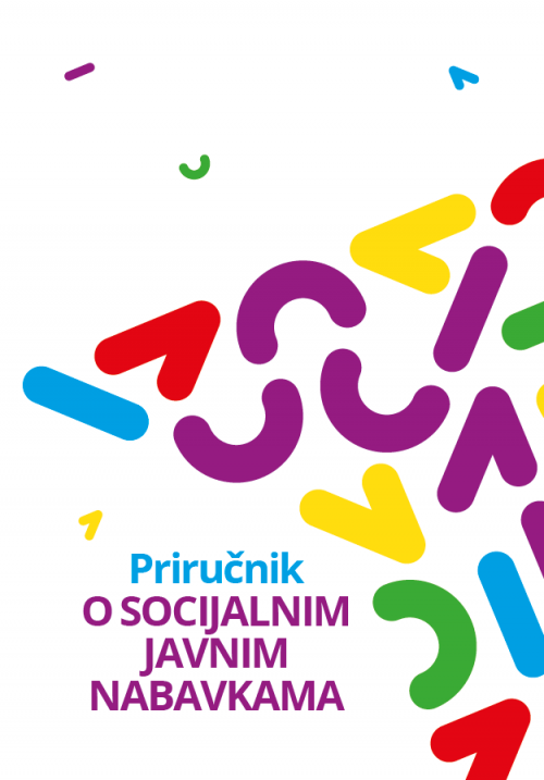 Prirucnik o socijalnim javnim nabavkama, naslovna