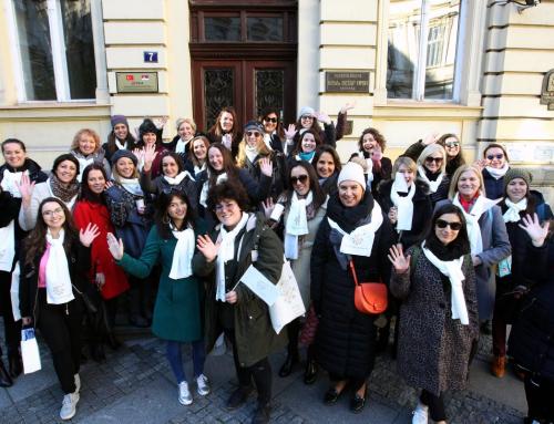 SARADNJOM  I MENTORSTVOM DO BOLJEG POLOŽAJA ŽENA U SRBIJI