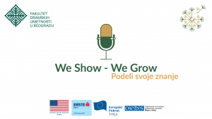 Podkast We Show - We Grow!