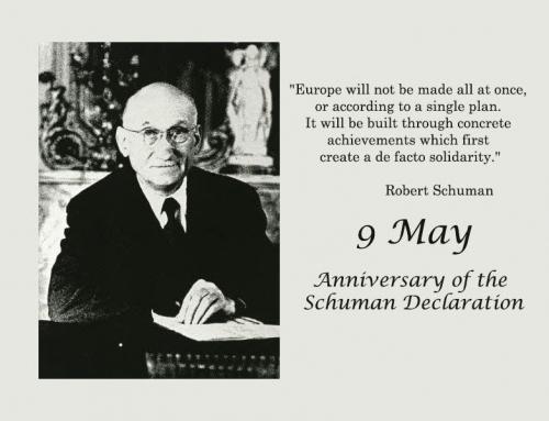 Šumanova deklaracija slavi 70 godina