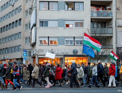 """DEMOLITION OF """"YOUR FOUR WALLS"""" IN BRUSSELS: WHAT DOES THE HUNGARIAN LGBT+ POLITICIAN TEACH US?"""