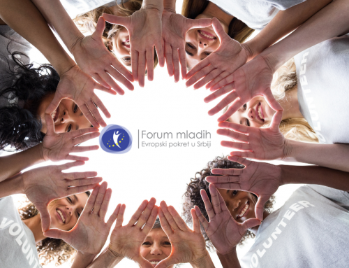 Forum mladih-konkurs za prijem novih članova
