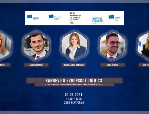 Randevu u EU: građani Francuske i Srbije o procesu proširenja EU